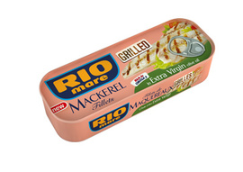 Rio Mare Grilovaná makrela v extra panenském olivovém oleji