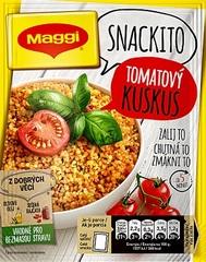 Maggi Snackito tomatový kuskus