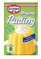 Dr. Oetker Puding bez lepku vanilková příchuť