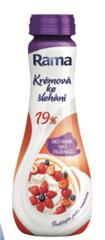 Rama krémová 19%