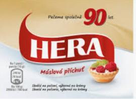 Hera máslová příchut