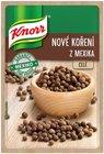 Knorr koření s garancí země původu
