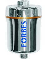 Forbes - Shower Filter, HAIRGUARD CHROME