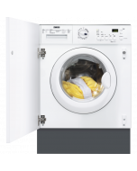 Zanussi - Built In 7 Kg Washing Machine, ZWI712UDWAB