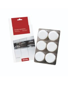 Miele - Descaling Tablets for Coffee Machines, 6 Pcs, 10178330
