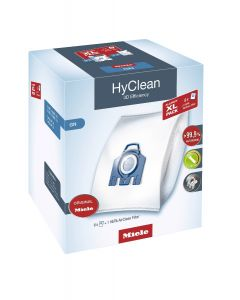 Miele - Allergy XL HyClean 3D GN Dustbags, 10632880