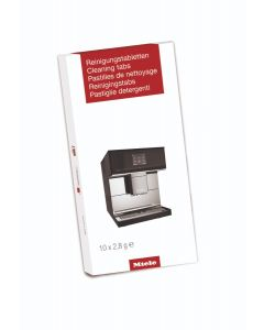 Miele - Cleaning Tablets for Coffee Machines, 10 Pcs, 11201200