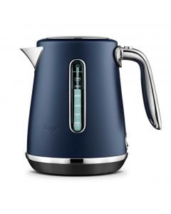 Sage - The Soft Top Luxe Kettle, Damson Blue, SKE735DBL