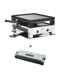 Solis - 5 in 1 Table Grill for 4, 977.57