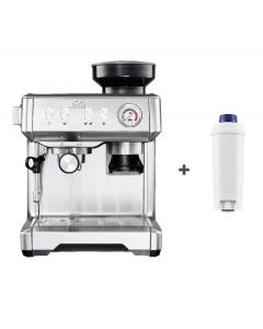 Solis - Grind and Infuse Compact Coffee Machine, 980.30