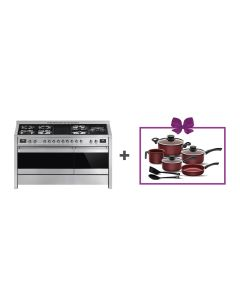 Smeg - Combination Cooker, 150 cm, A5-81