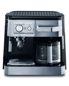 Delonghi - Combi Coffee Maker, BCO420