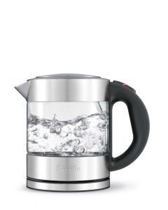 Breville - The Compact Glass Kettle, BKE395
