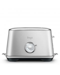 Sage - The Luxe Toast Select 2 Slice Toaster, Brushed Stainless Steel, BTA735BSS