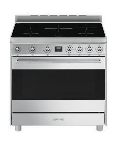 Smeg - Electric Cooker, 90 cm, C9IMX9-1