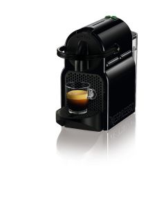 Nespresso - Inissia D40 Black Coffee Machine, D40MEINISSIA – BLA