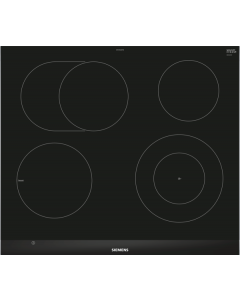 Siemens - Home Connect Built In Electric Hob, Ceramic, 60 cm, ET675LNV1M