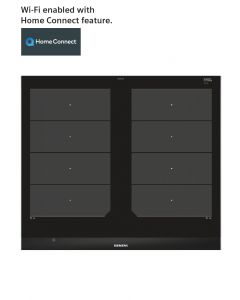 Siemens - Home Connect Built In Electric Hob, Induction, 60 cm, EX675LXV1E