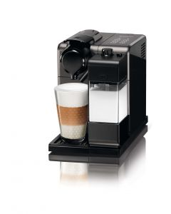 Nespresso - Lattissima Touch Coffee Machine Black, F521-ME-BK-NE