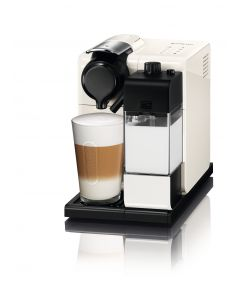 Nespresso - Lattissima Touch Coffee Machine White, F521-ME-WH-NE