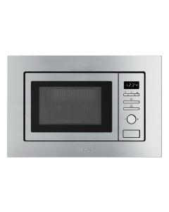 Smeg - Built In Microwave with Grill, 17 L, FMI017X