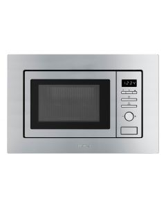 Smeg - Built In Microwave Oven with Grill, 60 cm, FMI020X