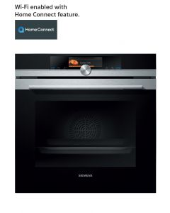 Siemens - Home Connect Built In Electric Oven, 60 cm , HB678GBS6M