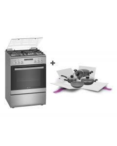 Siemens - Combination Cooker, 60 cm, HX8P3AE50M