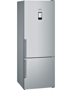 Siemens - Home Connect Bottom Freezer Refrigerator, 559 L, KG56NHI30M