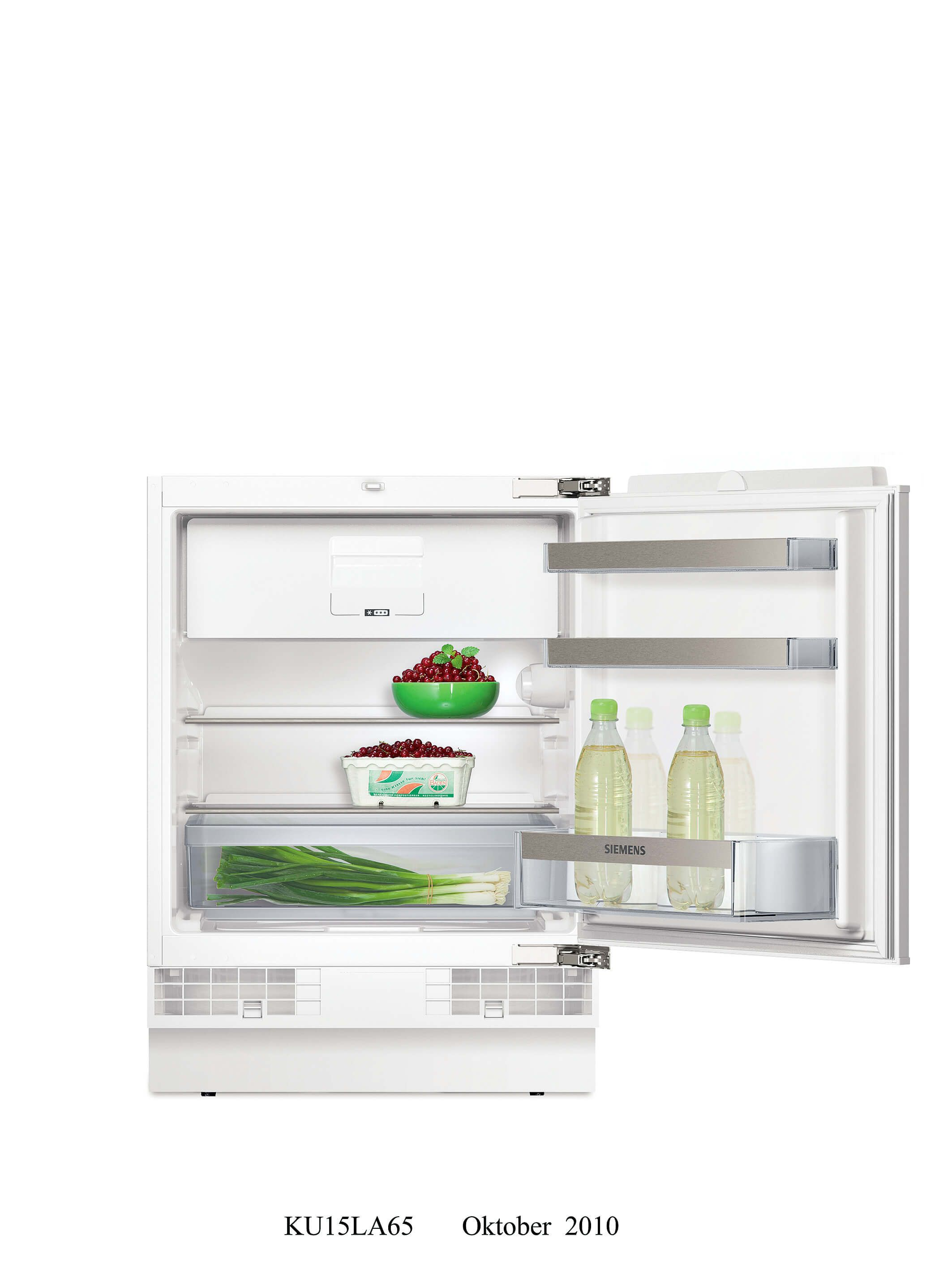 Siemens Built In Fridge Under Counter - KU15LA60M