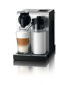 Nespresso - Lattissima Pro Me Silver Coffee Machine, LATTISSIMA PRO-BR