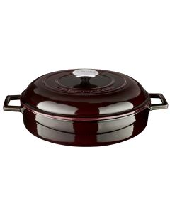 Lava - Multi-Purpose Casserole with Dome Lid, 28 cm, LV Y ST28 KDM MJAU