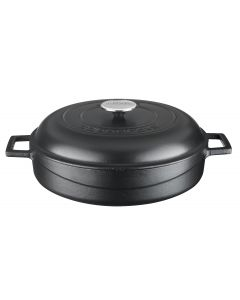 Lava - Multi-Purpose Casserole with Dome Lid, 28 cm, LV Y ST28 KDM SB B