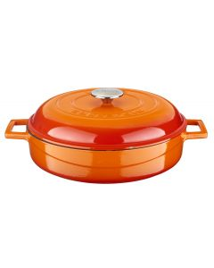 Lava - Multi-Purpose Casserole with Dome Lid, 28 cm, LV Y ST28 KDM SB O