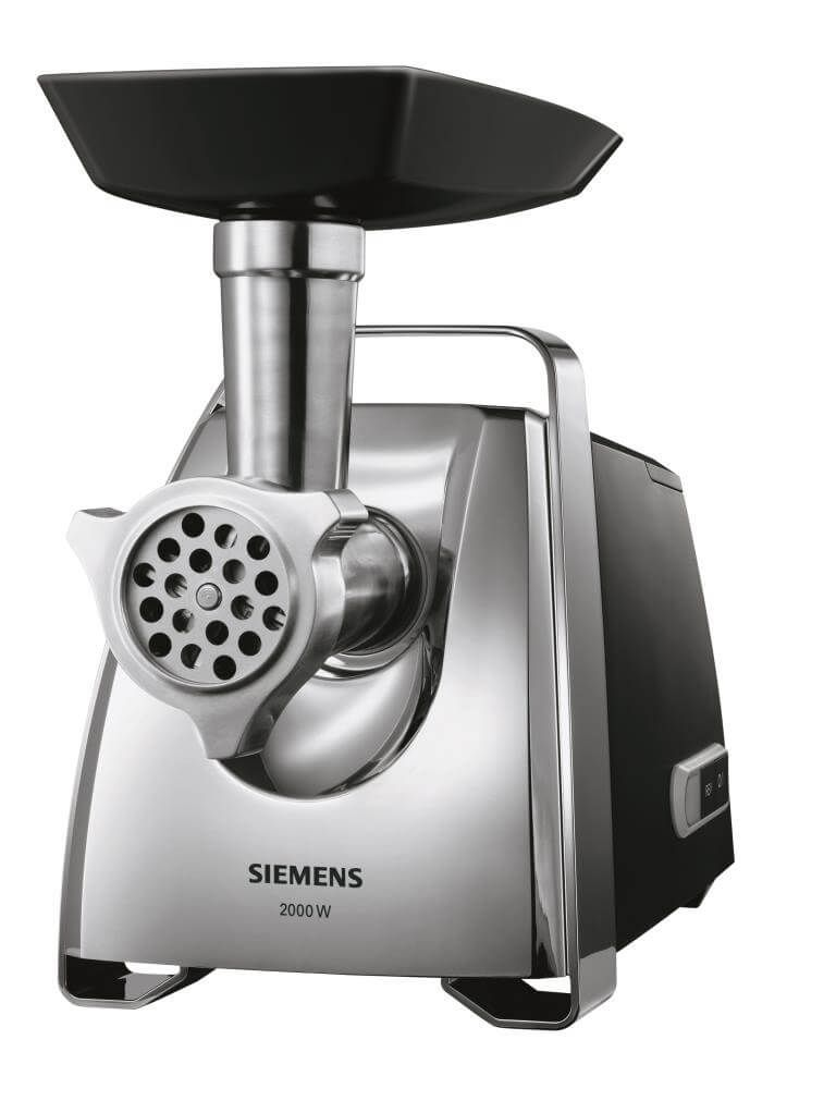 Siemens Meat Mincer 2000W - MW67440GB