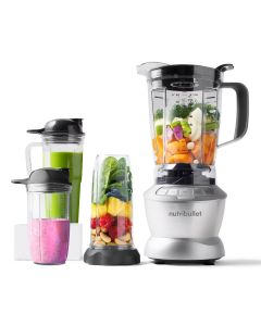 Nutribullet - Full Size Blender + Combo, NBC-1110A