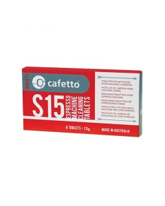 Breville - Espresso Machine Cleaning Tablet, CAFETTO S15