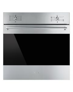 Smeg - Built In Gas Oven 60 cm, SF6341GGX