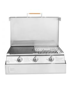 Space Grill - BBQ 443 Stainless Steel, SG-BBQ