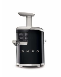 SMEG Slow Juicer 500ml 43RPM Black - SJF01BLUK