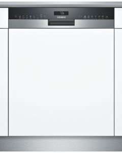 Siemens - Built In Dishwasher, Semi Integrated, 8 Programmes, SN558S10NM