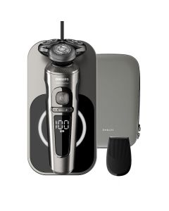 Philips - Wet & Dry Electric Shaver, S9000 Prestige, SP9860