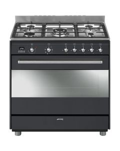 Smeg - Combination Cooker, 90 cm, SSA91MAA9