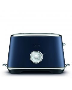 Sage - The Luxe Toast Select 2 Slice Toaster, Damson Blue, STA735DBL