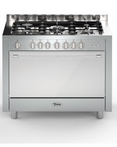 Terim - Professional Gas Cooker, 100 cm, TERIMPROF165GGX
