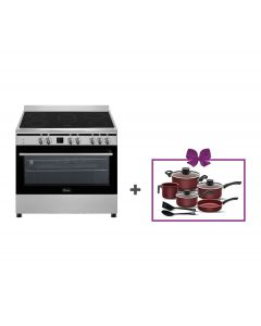 Terim - Electric Cooker, 90 cm, TERVC96ST