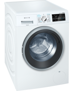 Siemens Washer Dryer 8/5 Kg, White - WD15G460GC