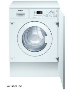Siemens Built In Washer Dryer 7/4 Kg - WK14D321GC