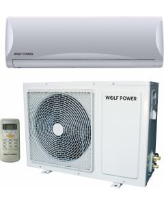 Wolf Power - Split Air Conditioner, 2 Ton, WSAC24RCH-I