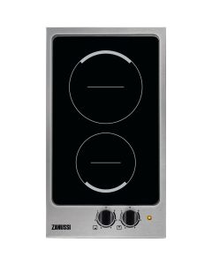 Zanussi Built In Hob Electric,29 cm - ZES3921IBA